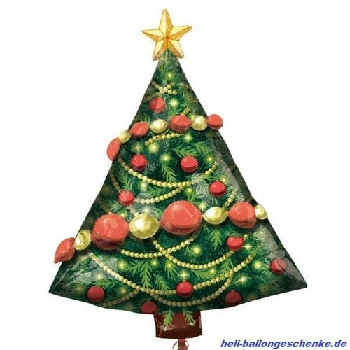"Folienballon ""Christmas Tree Garland"""