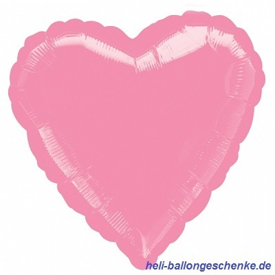 "Folienballon ""Pink Heart"""