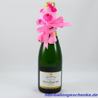 "Champagner-Set ""Girl"""