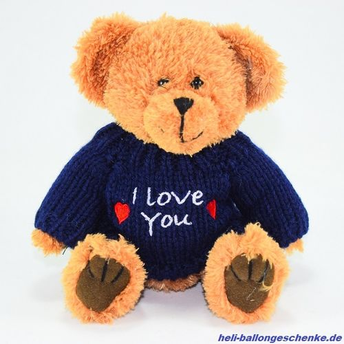 "Kleiner Teddybär ""I love You"""