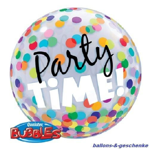 "Bubble ""Party-Time"""