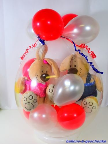 "Geschenkballon ""Just Married"""